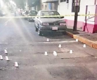 Disparan 30 balazos contra bicitaxista pero sobrevive, en Venustiano Carranza