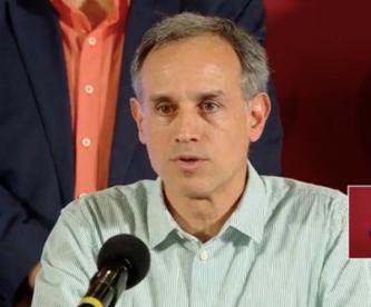 """""""Es la última oportunidad de vencer al coronavirus, quédese en casa"""", exhorta López-Gattel"""