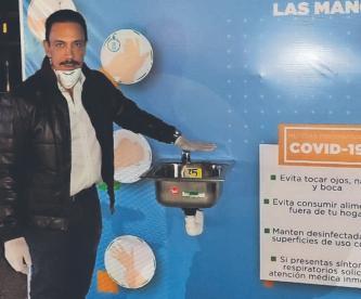 Gobernador de Hidalgo, Omar Fayad da positivo a prueba de Covid-19
