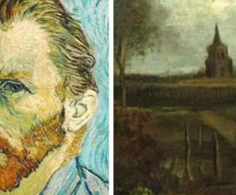 Ladrones aprovechan contingencia por coronavirus y roban pintura de Vincent van Gogh