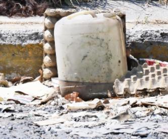 Entre la basura, hallan cadáver de una joven que fue abusada en Naucalpan