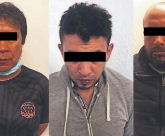 Atoran a tres que arrancaron un cajero automático y se enfrentaron con policía, en la GAM