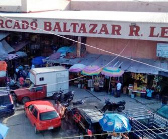 Ejecutan a carnicero dentro de un mercado en Guerrero