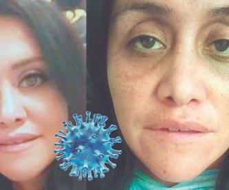 Taxista con Covid-19 cuenta cómo fue contagiada, tras llevar a tres pasajeros a Ecatepec
