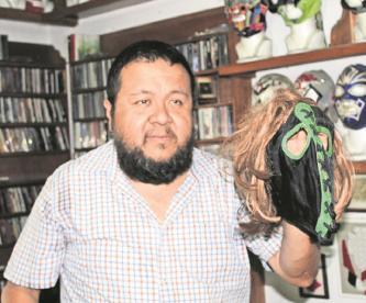 Sueñan con museo de lucha libre en Morelos