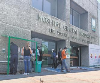 En Tlalnepantla, 19 médicos del IMSS dan positivo a coronavirus