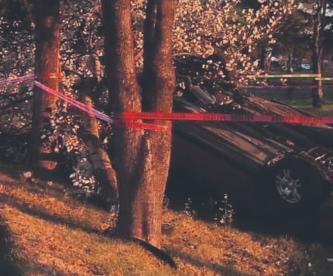 Conductor muere al salir disparado de su camioneta, tras carambola en la Toluca-Palmillas
