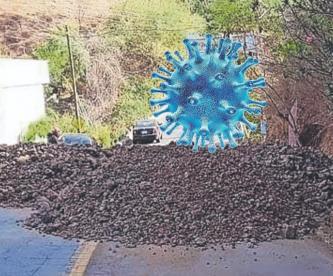Por Covid-19, endurecen bloqueos para evitar la entrada a municipios al sur del Edomex