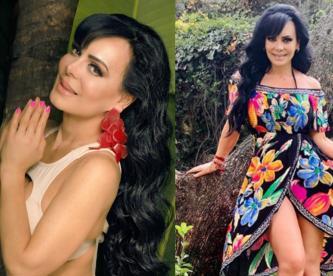Maribel Guardia humilla a jovenzuelas con poderoso baile en apretados pants