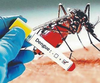 Además de Covid-19, se encienden las alertas por casos de dengue al sur del Edomex