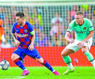 Leo Messi revela que le urge regresar a las canchas