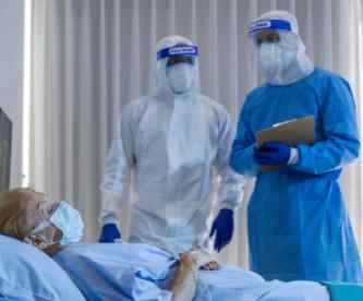 Médicos italianos sufren brutal estrés postraumático por atender pacientes con Covid-19