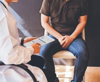 Fuera miedos, visita al urólogo