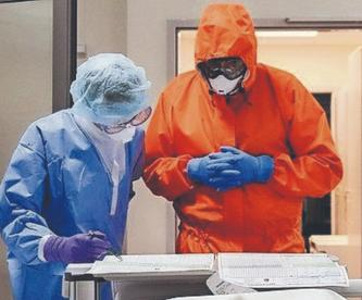 Médicos estadounidenses descubren que el coronavirus podría causar embolias