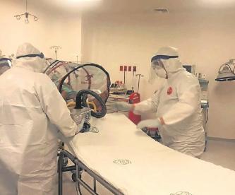 Por falta de equipo, médicos del IMSS en Edomex se amparan para no atender casos Covid-19