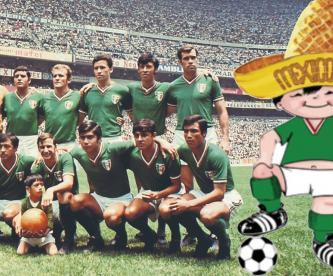 México 70: Se cumplen 50 años de la Copa del Mundo que revolucionó el futbol