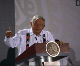 AMLO confirma la renuncia de Ricardo Rodríguez al Indep; lo sustituirá Jaime Cárdenas