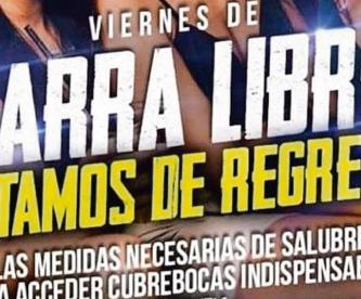Antro en Morelos anuncia 'perreo' intenso para este viernes, pero con cubrebocas