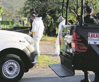 El cadáver de un hombre con heridas de bala fue hallado en la colonia El Tomatal, en Morelos