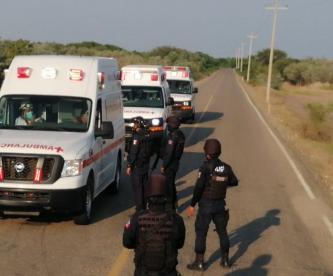 Así se vivió la masacre de 15 comuneros en San Mateo del Mar, Oaxaca