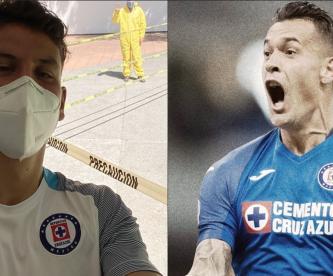 Cruz Azul recupera a jugadores que dieron negativo a Covid-19 para el partido ante Toluca