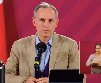 México reporta 32 mil 796 muertes por Covid-19, López-Gatell anuncia desaceleración