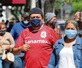 Mexiquenses que viven con 50 pesos al día no pueden comprar cubrebocas obligatorio