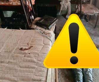 Exnovia de joven albañil se da cuenta que está muerto gracias al perro, en Morelos