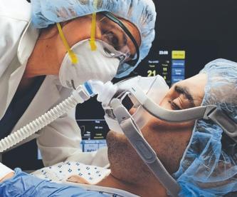 Investigadores advierten que el Covid-19 podría causar lesiones cerebrales