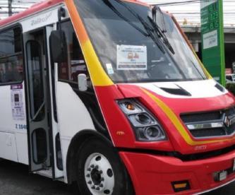 Transporte público en el Edomex es foco de contagio, aseguran líderes industriales