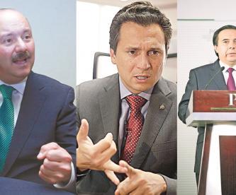 Investigan a exfuncionarios cercanos a Peña Nieto, ya cuentan con proceso de extradición
