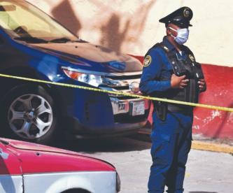 Asesinan a 'El Cone' cuando echaba chela en CDMX, acababa de salir del anexo