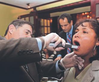 Inicia programa de pruebas rápidas de detección de Covid-19 en el primer estado mexicano