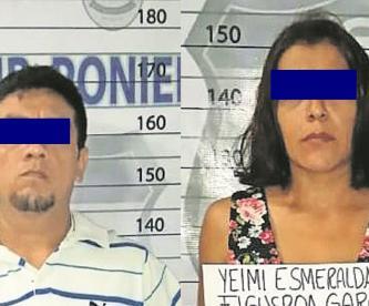 Atoran a pareja que despedazó a hombre en Morelos