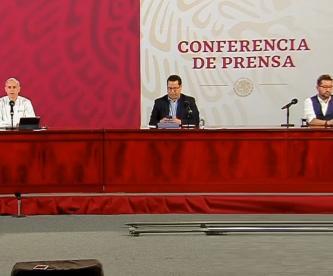 México reporta 55 mil 908 muertes por Covid, Campeche es primer estado en amarillo