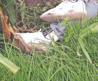 Presunto secuestrado muere desangrado por retraso en auxilio médico, en el Edomex