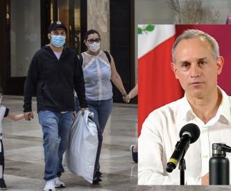 México reporta 67 mil 558 muertes por Covid-19 y 634 mil contagios en total