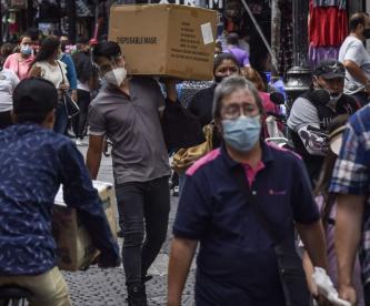 México ya rebasó las 70 mil muertes por Covid, casi el 90 % de hospitalizados fallecieron