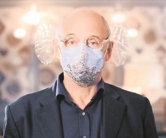 Crean mascarilla acústica para disfrutar mejor los conciertos en Hungría