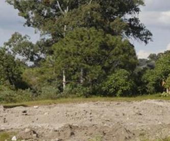 Encuentran cadáver envuelto en plástico transparente dentro de una barranca en Morelos