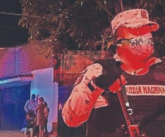 Muere otra víctima de masacre en la Barona mientras velaban a joven, en Morelos
