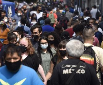 México reporta 73 mil 697 muertes por Covid-19 este lunes 21 de septiembre