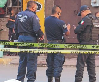 Asesinan a vendedor de drogas en zona 'salada' del Edomex, vecinos refieren varias muertes