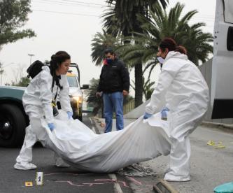 Muere indigente atropellado en Insurgentes Norte, en la Gustavo A. Madero