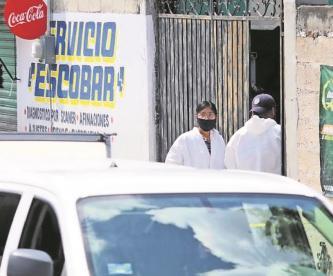 Acribillan a mecánico en su taller en Morelos, se encontraba con un empleado