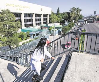 Ataca violador serial a enfermeras de La Raza en la CDMX