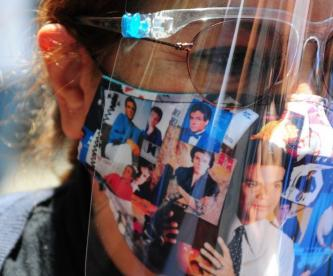 En plena pandemia, fans de José José se reúnen en Clavería, para homenajear al cantante