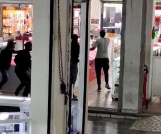 Tiroteo en Centro Joyero de Cuautla deja terror, muerte y vendedor detenido por error