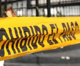 Bajan a un hombre de su camioneta y lo matan en Morelos, por pleito de narcos