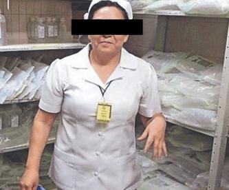 Asesinan y sepultan en su casa a enfermera del Hospital Nacional de Pediatría, en la CDMX